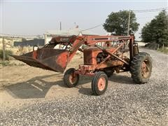 Allis-Chalmers WD 2WD Tractor w/ Loader