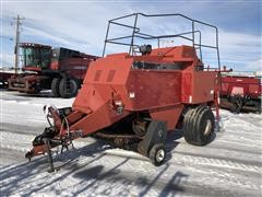 1999 Case IH 8575 3X3X8 Big Square Baler