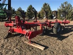Case IH 165 6 Bottom Spinner Plow