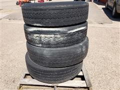 295/75 R22.5 Truck Tires