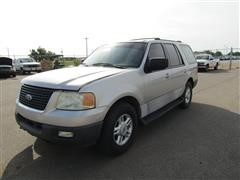 2004 Ford Expedition 4 Door 4X4 SUV