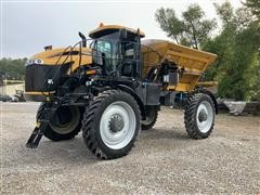 2017 RoGator RG1100B Self Propelled Dry Fertilizer Applicator