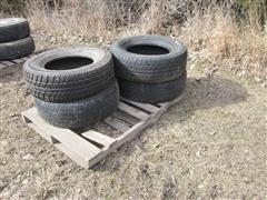 Cooper 265/70R17 M & S Tires