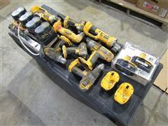 Dewalt 18 Volt Cordless Power Tools