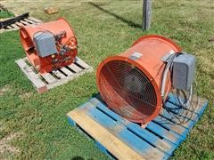 Caldwell F24-103NC Grain Fans