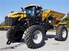 2015 RoGator RG1100B Dry Fertilizer Spreader