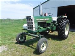 1975 Oliver 1655 Diesel 2WD Tractor