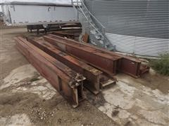 Steel I-Beams