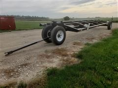 Industrias America 425 25' Header Trailer