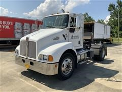 2006 Kenworth T300 S/A Truck Tractor