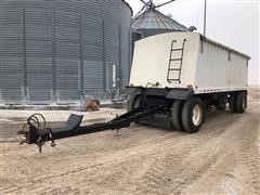 1998 Jet Co 22' Grain Pup Trailer