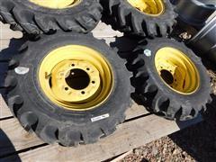 John Deere/Goodyear MFD Utility Tires & Rims
