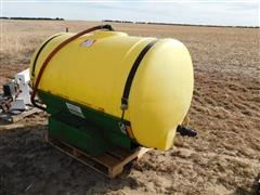 Agri-Products 300 Gal Front Mount Saddle Tank W/JD Brackets
