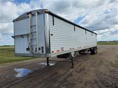 2012 Timpte H4222 T/A Grain Trailer