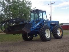 1990 Ford Versatile 276 4WD BiDirectional Articulated Tractor w/ Loader