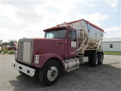 1988 International 9300 T/A Tender Truck