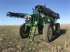 2011 John Deere 4730 Self Propelled Sprayer