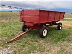 McCormick Deering 4 Wheeled Dump Wagon