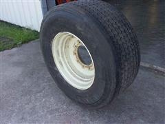 Michelin X One XDN2 455/55R22.5 Tires/Rims