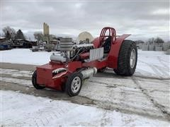 Custom Built Modified Pulling Tractor