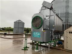 2008 Sukup T1211AS 12' Stainless Steel Grain Dryer