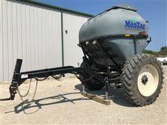 MonTag Dry Fertilizer Cart