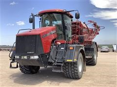 2012 Case IH 4530 Dry Flex Air Floater