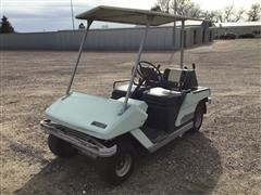 1975 Cushman Golfster Electric Golf Cart BigIron Auctions on ez go golf logo, bad boy golf logo, club car golf logo, john deere golf logo,