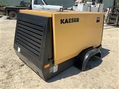 2010 Kaeser M57 P185 Stationary Air Compressor