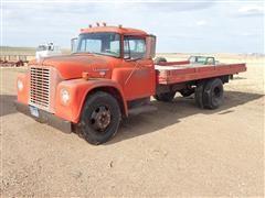 1969 International 1600 S/A Flatbed Truck