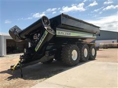 Balzer 1700 Tridem Tri/A Grain Cart