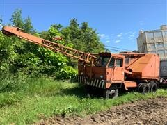 Bantam T-35 Truck Crane - Inoperable/Parts Machine