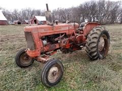 1966 Allis-Chalmers D17 Series IV 2WD Tractor