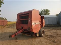 Case IH RS561 Round Baler
