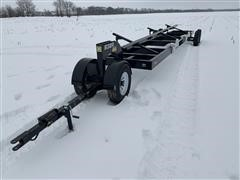 2019 Industrias America 832R Header Trailer