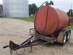 1995 Homemade T/A Diesel Fuel Tank & Trailer