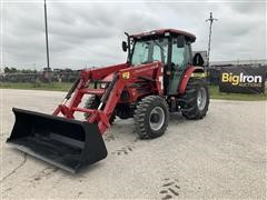 2018 Mahindra MPower 85P KJ 4WD Compact Utility Tractor W/Loader