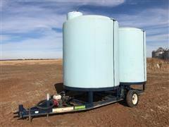 Schaben P-316-DCBT 6000-Gal Liquid Fertilizer Tender