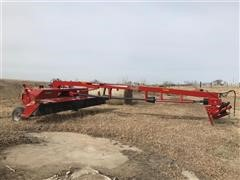 2011 Case IH DC162 Rotary Windrower