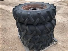 Retread Pivot Tires