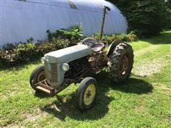 1950 Ferguson TO-20 2WD Tractor & Attachments