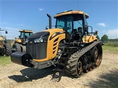 2015 Challenger MT755E Track Tractor