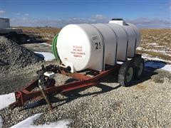 Water Tender Trailer