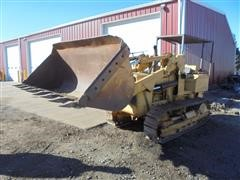 John Deere 350 Crawler Loader With Winch