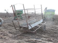 Stroberg 2 Wheel Livestock Loading Chute