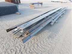 Flat Steel Stock/Angle Iron