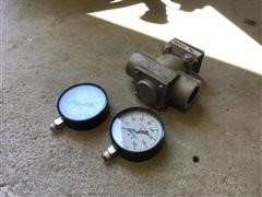 Ag Synergy TA40A Valve & Gauges
