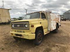 1976 Chevrolet C60 Custom Deluxe Fuel Truck