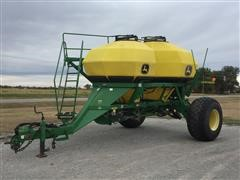 John Deere 1900 Dual Product Air Commodity Cart