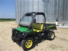 John Deere Side By Side >> 2012 John Deere Gator 825i Side By Side 4x4 Utv Bigiron Auctions